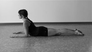 back pain, yoga